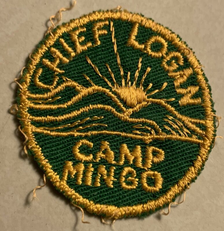 Chief Logan Council Camp Mingo (1-84)