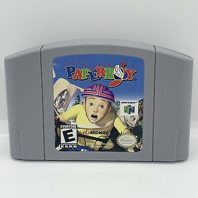 Paper Boy (Nintendo 64) N64 Cart Only Free Shipping