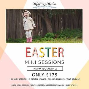 Easter Mini Photography Sessions Melbourne CBD Melbourne City Preview