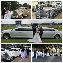 Limousine hire wedding car hire 20% off all wedding bookings Sydney City Inner Sydney Preview