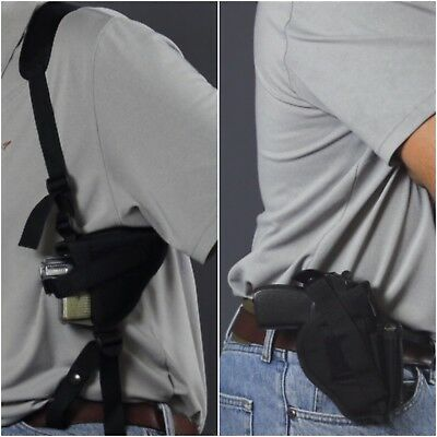 BUY 1 SHOULDER Gun Holster GET 1 HIP RUGER EC9S 3.12
