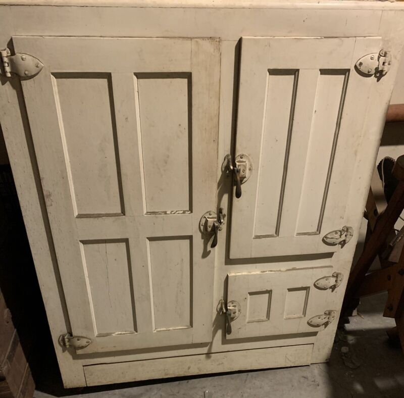Original Frigidaire Antique Fridge