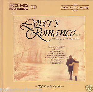 Lovers-Romance-Vol-1-Japan-K2HD-100KHz-24bit-K2-HD-Mastering-CD-New-Sealed