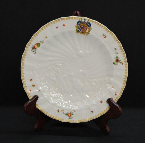 White Swan Plate, The Nelson Rockefeller Collection, Vista Alegre, Portugal