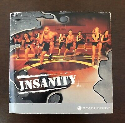 Insanity Ultimate 60-day Cardio Workout 10 DVD FITNESS SET Used ONCE!