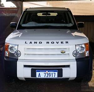 2007 (6 Speed Auto) Land Rover Discovery 3 - TDV6 Wagon Gledhow Albany Area Preview