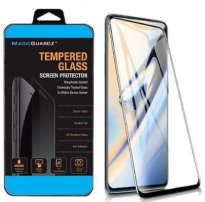 For OnePlus 7 Pro 5G /7t Pro/MaLaren Full Cover Tempered Glass Screen Protector Cell Phone Accessories