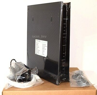 CenturyLink ZyXEL C2100Z Wireless 802.11ac VDSL TV Gateway Modem Router Sealed