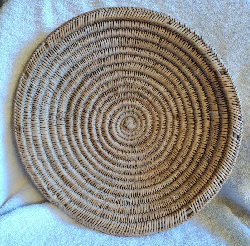 Old Navajo Wedding Basket Circa 1950