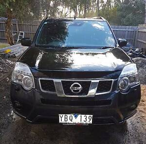 2010 Nissan X-trail Wagon Launching Place Yarra Ranges Preview