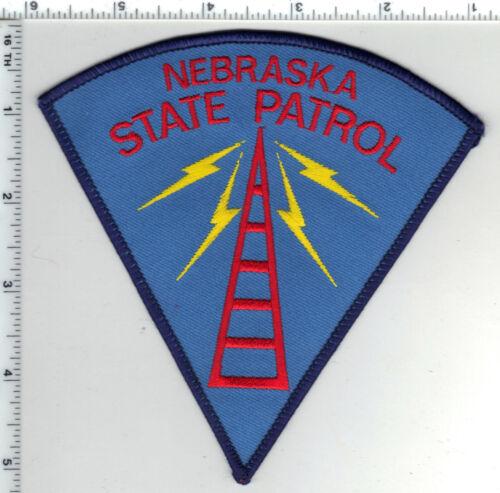 State Patrol (Nebraska) Communications Shoulder Patch  - new from the 1980