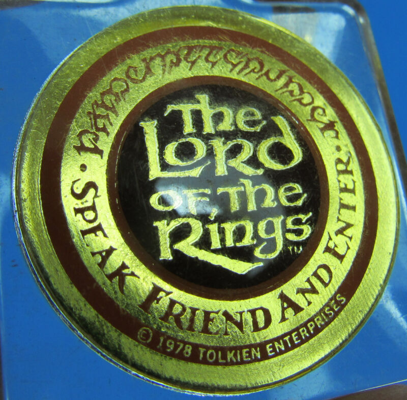 KEYCHAIN Lord of the Rings
