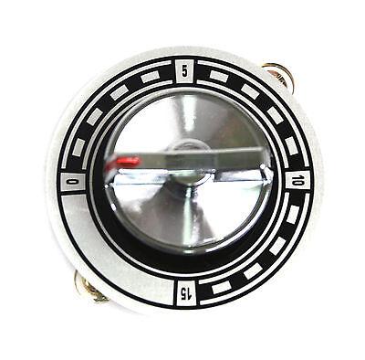 1pc 15 Minutes Mechanical Timer 63a 125250vac 68mm -1060 No Ring Taiwan