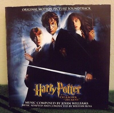 HARRY POTTER AND THE CHAMBER OF SECRETS SOUND TRACK