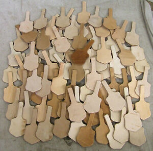 200 REAL NATURAL Veg TAN LEATHER BLANK SHIELD KEY FOBS,KEYRINGS+KEYCHAINS