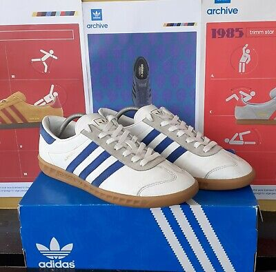 Adidas hamburg Size 10 Deadstock 2014 Release NG CW comes with hamburg box