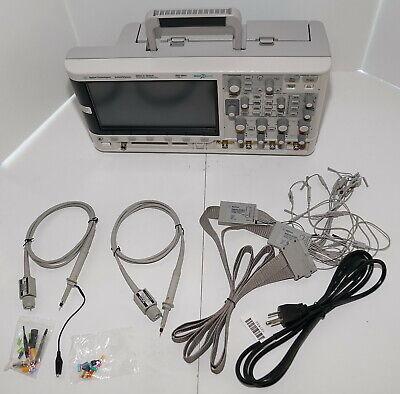 Agilent Keysight Infiniivision Msox3034a Mixed Signal Oscilloscope 350mhz Embd