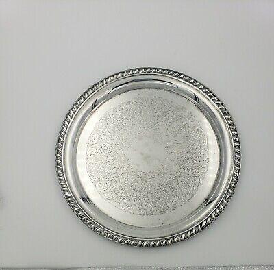 Platters Trays Leonard Silver Tray