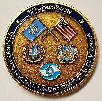 Us State Department Mission To Iaea Un Embassies   Consulates In Vienna Austria