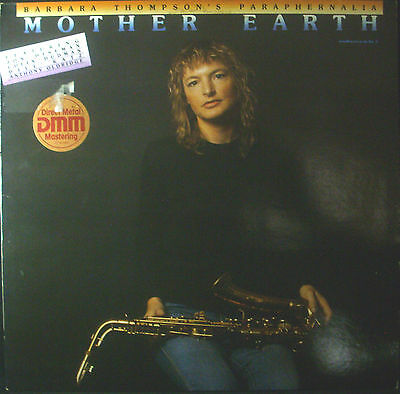 LP BARBARA THOMPSON ARMAMENTARIO - mother terra