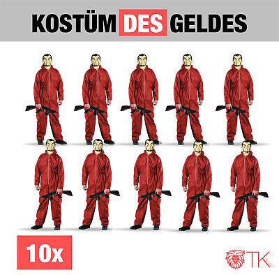 Geldes Kostüm Verkleidung Haus für Herren Fasching, Karneval (X-kostüm)