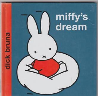 MIFFY'S DREAM Dick Bruna ~ HC 2006