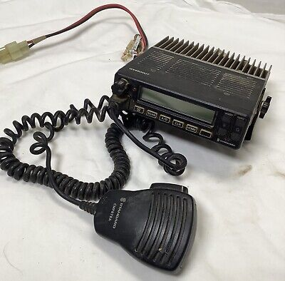 Standard Gx4800ut Mobile Two-way Uhf Fm Trunking Radio With Mic Used