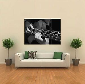 MUSIC GUITAR NEW GIANT POSTER WALL ART PRINT PICTURE G565