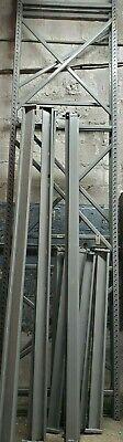 Lyons Pallet Racking Storage Shelving 3 36x144 Uprights 6 8 Beams 8