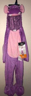 baby girls PURPLE HIPPO HALLOWEEN COSTUME size 18/24 month COMPLETE NEW NWT @@](Purple Hippo Halloween Costume)
