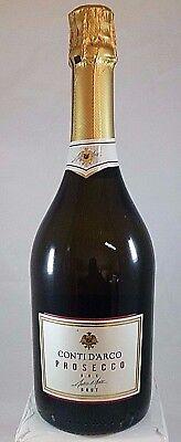1 Prosecco DOC Cantine CONTI D'ARCO Vino Spumante Prosecco BRUT DOC cl.75 Bott.