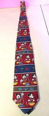 Mickey Unlimited Tie Mickey Mouse Directors Tie  Check It Out