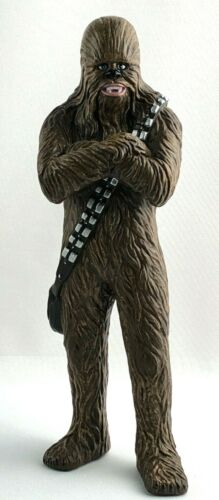 """STAR WARS Chewbacca 11"""" inch plastic Figurine Chewie with arms crossed"""