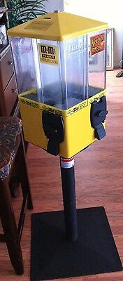 1 UTURN 4 Head TERMINATOR Machine CANDY GUMBALL TOY VENDING 4Select