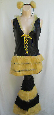 Sexy BUMBLEBEE Womens M/L Halloween Dress-Up Costume - Sexy Bumblebee Kostüme