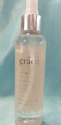 IMPERFECT Philosophy AMAZING GRACE SATIN FINISH BODY OIL MIST Perfumed 5.8 oz