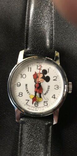 Mickey Mouse Walt Disney Bradley Wrist Watch - JH729
