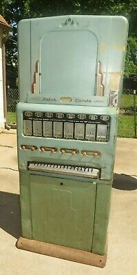 Vintage Stoner Candy Machine - Vending Coin-op