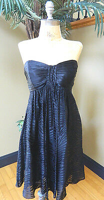 Womens EXPRESS Fancy Strapless Cocktail Dress_ Formal-Casual_ Size 8 - Express Fancy Dress
