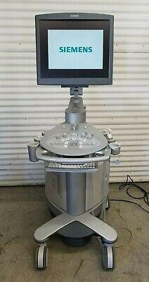 Siemens Acuson Antares 5.0 10032747 Ultrasound Machine With 2 Probes