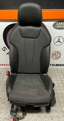 AUDI A4 B9 S LINE  N/S LEFT HALF LEATHER FRONT SEAT