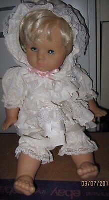 RARE Max Zapf Creation Doll 17/48 signed by Bridgette Zapf b95 for sale  Clarksburg