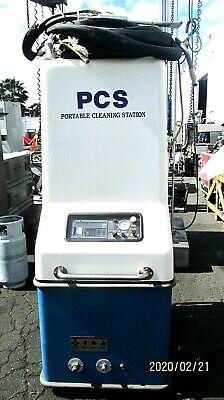 1994 Alpheus Pcs Portable Cleaning Stationdry Ice Blasting Machine Mod. 30deal