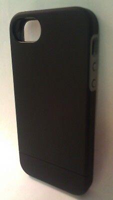 Incase Metallic Meta Slider Case for iPhone 5 & 5S (Black/Slate)