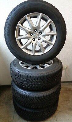 """4 Winterreifen 235 / 65 R17 Mercedes ML -R-Kl. W251 / W164 Platin 17"""" Alufelgen"""