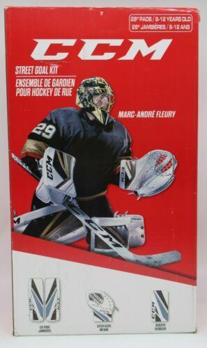 CCM Fleury Street Hockey Goalie Pad Set