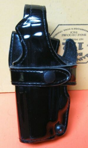 SAFARILAND 070-74 MID RIDE DUTY HOLSTER FOR SIG SAUER P229 P228 LEFT HAND EUC