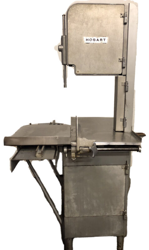 Hobart Commercial Meat Band Saw Model 5514 - Nice clean used budget saw !