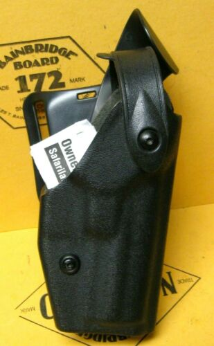 SAFARILAND 6280-297 STX TACTICAL SLS DUTY HOLSTER FOR H&K P2000 DAO EXCELLENT