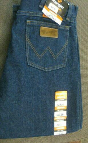 NEW Wrangler FR Jeans   Flame Resistant FR  32x36 32 x 36 welder electrician